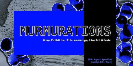 Murmurations: Opening Night tickets