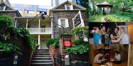 Murder Mystery & Reception @ 200-Year-Old Mount Vernon Hotel Museum tickets