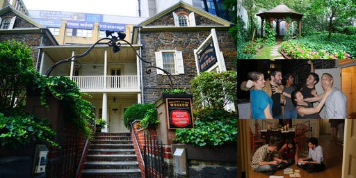 Murder Mystery & Reception @ 200-Year-Old Mount Vernon Hotel Museum