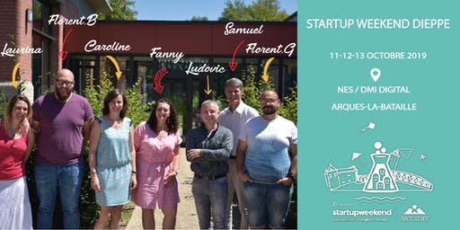 Startup Weekend Dieppe 2019