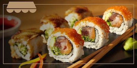 Kochkurs Sushi Tickets