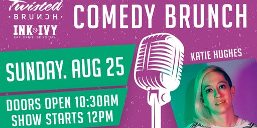 Twisted Brunch Series: Stone Grown Comedy Show