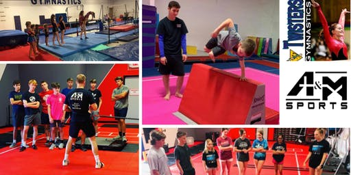 Home School Athlete Open House- Add Multiply Sports & Twisters Gymnastics