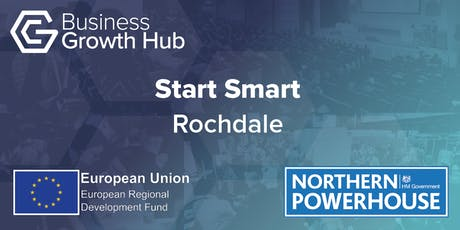 Start your own business – 1 2 1 Advice Appointment Rochdale tickets