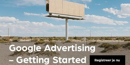 Google Ads - Getting Started