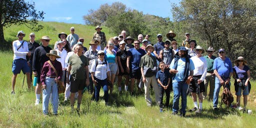 Community Hike with Rep. Carbajal and Los Padres ForestWatch
