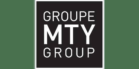 MTY Franchise Seminar - Toronto (December) tickets