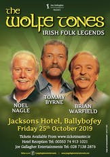 Wolfe Tones tickets