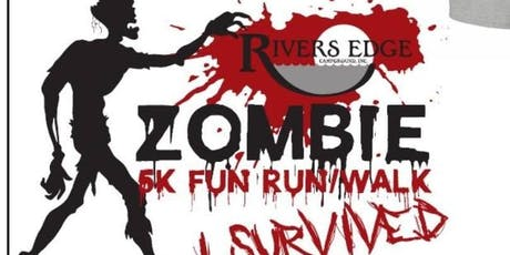 Zombie 5K for The Never Forgotten Honor Flight tickets
