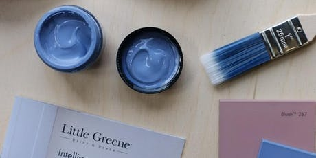 Little Greene colour talk with Simon Hutchinson tickets
