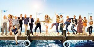 MAMMA MIA: HERE WE GO AGAIN  - PG