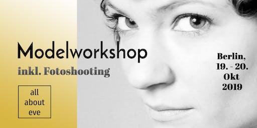 Modelworkshop: Strahlend erfolgreich modeln - inkl. Fotoshooting