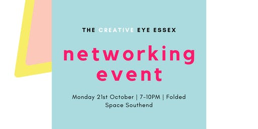 The Creative Eye Essex // Networking Event