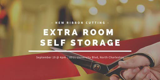 Extra Room Self Storage Ribbon Cutting