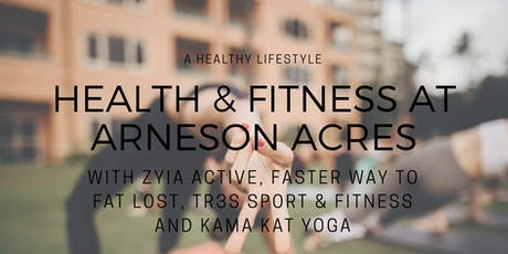 Health & Fitness at Arneson Acres tickets