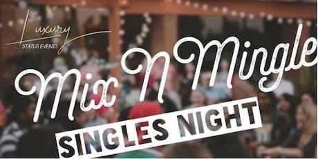 Cuffing Season (Singles Mixer) tickets