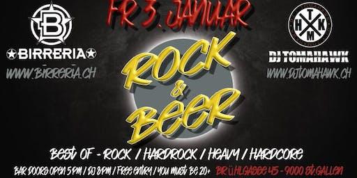 Best of Rock mit DJ Tomahawk