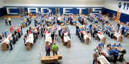 Northeast Iowa Meal Packaging Event