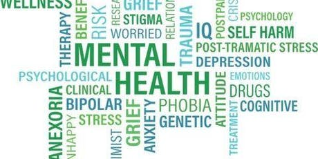 Mental Health First Aider Qualification tickets