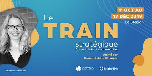 Le TRAIN stratégique
