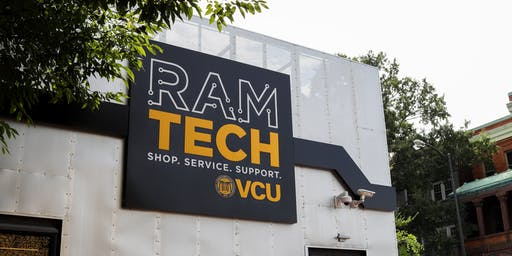 RamTech October Appy Hour: Faculty/Staff Appreciation Sale Preview