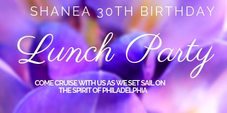 SHANEA'S 30TH BIRTHDAY CRUISE tickets