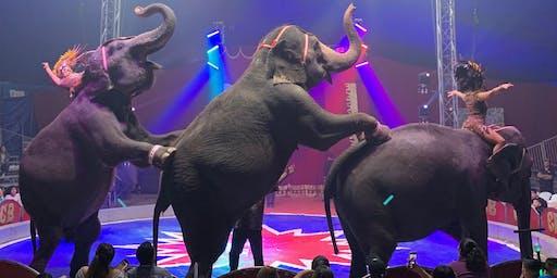 Carson & Barnes Circus Presents CircusSaurus - Oklahoma City, OK