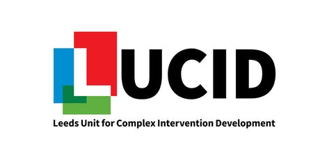 Internal Launch of Leeds Unit for Complex Intervention Development (LUCID) tickets