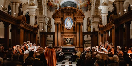 The Spectator Christmas Carol Service 2019 tickets