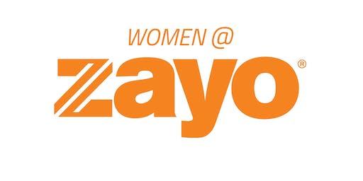 Zayo is Hiring - Women's Networking Night