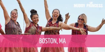 Muddy Princess Boston, MA