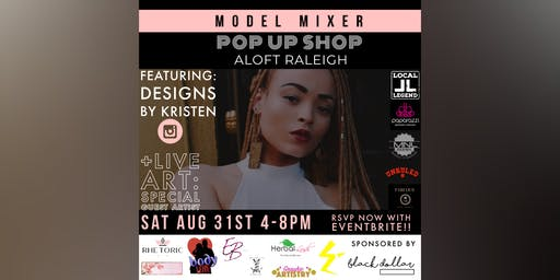 MODEL MIXER | POP UP SHOP