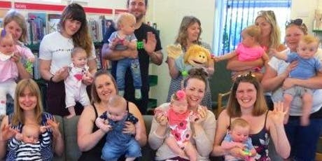 Stroud Library - Baby Bounce and Rhyme Time tickets