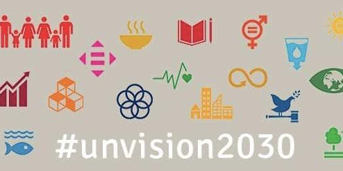 UNVision2030-Be the change and create your future