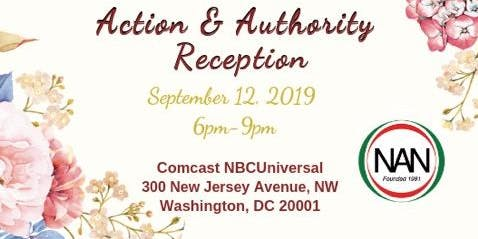 National Action Network (NAN) Action & Authority Reception