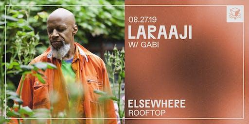 Laraaji @ Elsewhere (Rooftop)