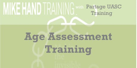 Age Assessment Training tickets