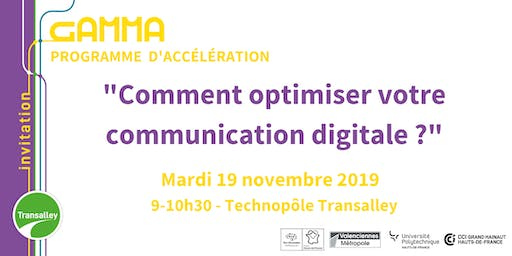 """Comment optimiser votre communication digitale ?"""