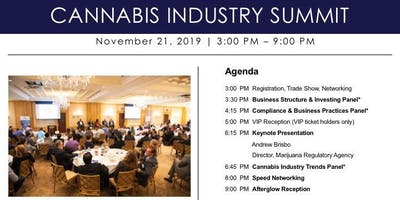 Cannabis Industry Summit