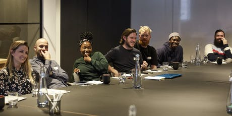 Creative Mentor Network - Inclusion Roundtable  tickets
