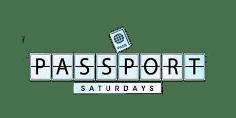 Passport Saturdays SAGITTARIUS AFFAIR  tickets