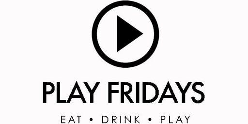 PLAY FRIDAYS - AFROCARRIBEAN EXPERIENCE