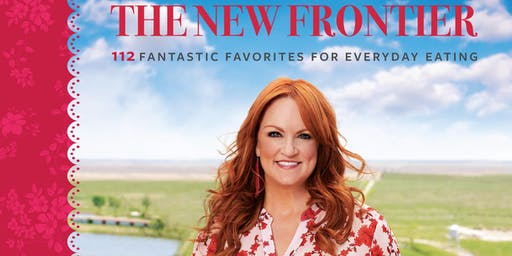 Ree Drummond signs THE PIONEER WOMAN COOKS: THE NEW FRONTIER at B&N-Atlanta