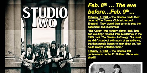 Studio Two - The Beatles Before America!