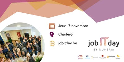 Job IT Day 2019 by Numeria
