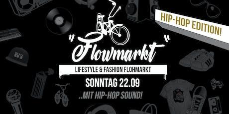 *Flowmarkt* Lifestyle & Fashionflohmarkt  Tickets