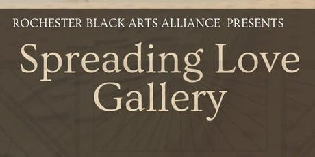 Spreading Love Gallery tickets