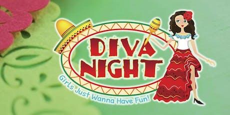 LADIES ONLY-Diva Night-A FIESTA! tickets