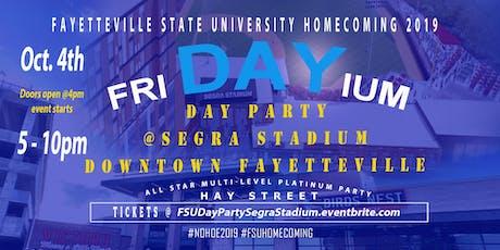 FSU Homecoming Day Party @ SEGRA STADIUM tickets