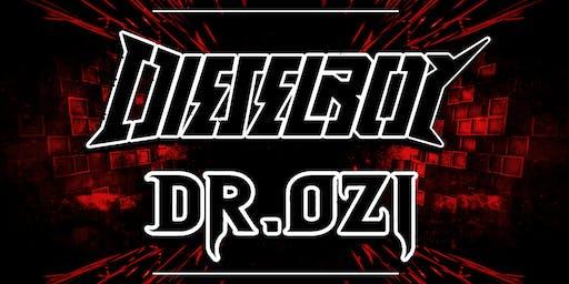 Simulation: Dieselboy & Dr. Ozi